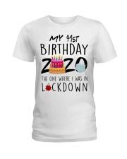 41st Birthday 41 Years Old Ladies T-Shirt thumbnail