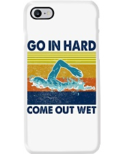 Go In Hard Come Out Wet Phone Case thumbnail