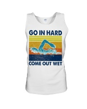 Go In Hard Come Out Wet Unisex Tank thumbnail