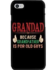 GRANDAD Phone Case tile