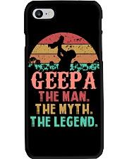 Geepa The man The Myth Phone Case tile