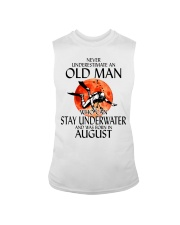 Old Man Stay Underwater August Sleeveless Tee thumbnail