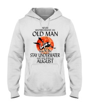 Old Man Stay Underwater August Hooded Sweatshirt thumbnail