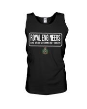 Royal Engineers Unisex Tank thumbnail
