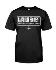 Parachute Regiment Classic T-Shirt front