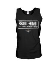 Parachute Regiment Unisex Tank thumbnail