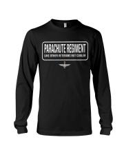 Parachute Regiment Long Sleeve Tee thumbnail