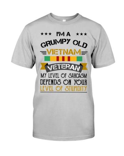 I AM A GRUMPY OLD VIETNAM VETERAN