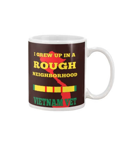 VIETNAM VETERAN - I GREW UP