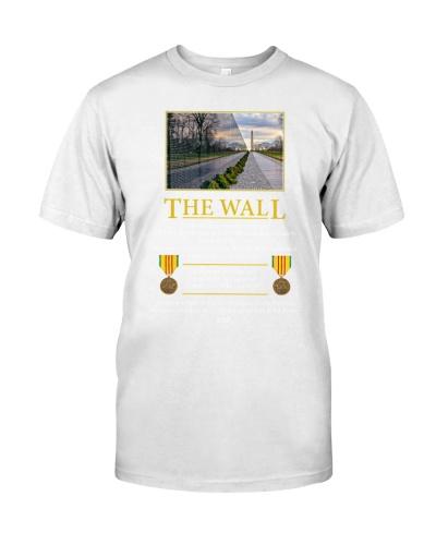 VIETNAM VET - THE WALL