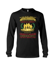 VIETNAM VETERAN 6 Long Sleeve Tee thumbnail