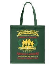 VIETNAM VETERAN 6 Tote Bag tile
