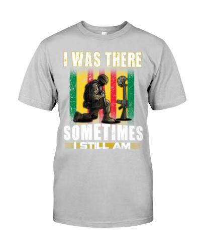 VIETNAM VETERAN - SOMETIMES I STILL AM
