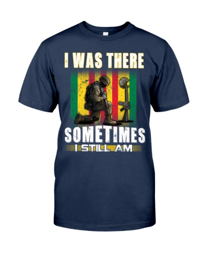 VIETNAM VETERAN - SOMETIMES I STILL AM