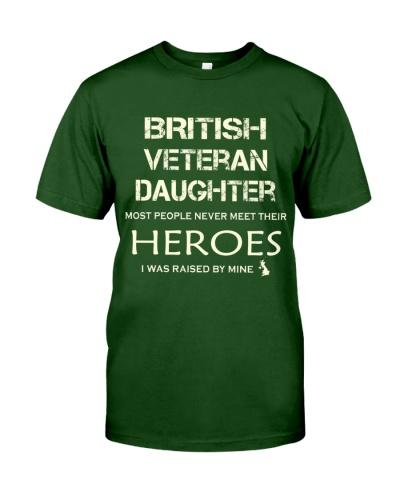 BRITISH VETERAN DAUGHTER 1