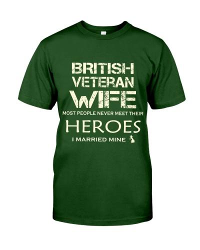 BRITISH VETERAN WIFE 1