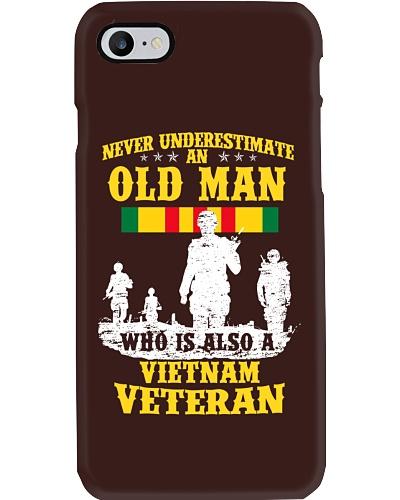 AN OLD MAN - VIETNAM VETERAN