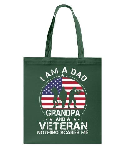 I AM A DAD- GRANDPA AND A VETERAN