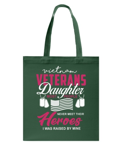 VIETNAM VETERANS DAUGHTER - I WAS RISED BY MINE