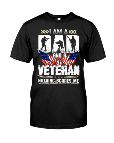 I AM A DAD AND A VETERAN
