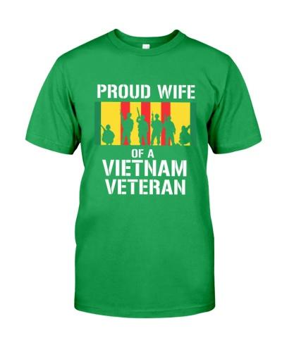 PROUD WIFE OF A VIETNAM VETERAN
