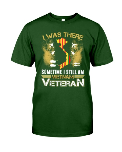 VIETNAM VETERAN - I WAS THERE
