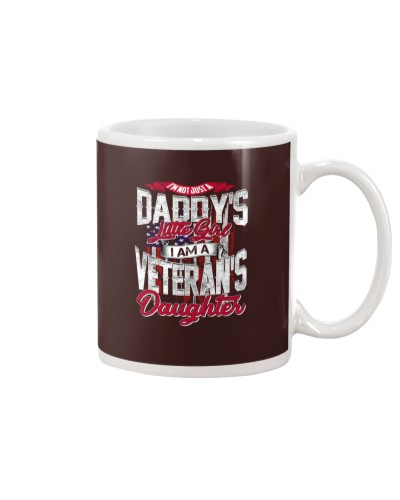 VETERAN'S DAUGHTER - I'M NOT JUST A