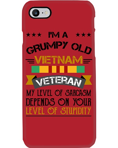I AM A GRUMPY OLD VIETNAM VETERAN