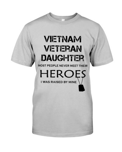 VIETNAM VETERAN DAUGHTER - 1