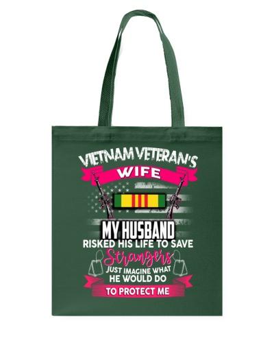 Vietnam Veteran Wife - My Husband Protect Me 2