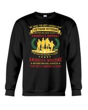 VIETNAM VETERAN 5 Crewneck Sweatshirt thumbnail