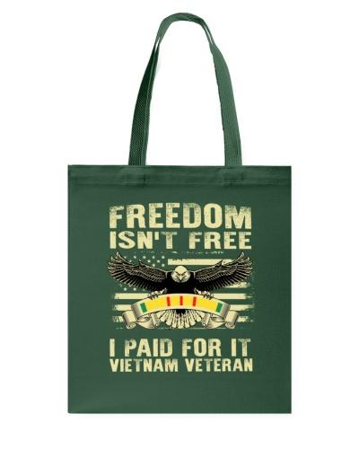 VIETNAM VET - I PAID FOR IT