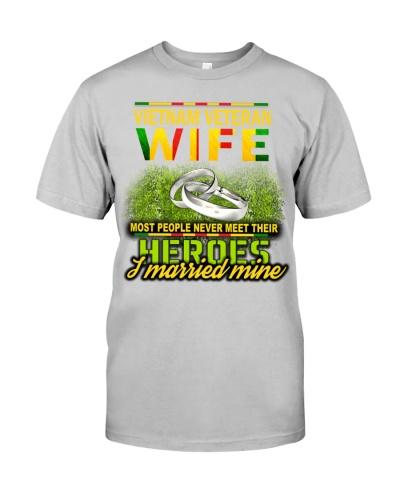 VIETNAM VETERAN WIFE - I MARRIED MINE