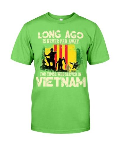 Vietnam Veteran - Long Ago
