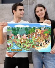 story of seasons 24x16 Poster poster-landscape-24x16-lifestyle-21