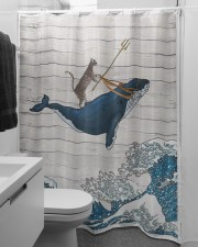 Exclusive Edition 100675 Shower Curtain aos-shower-curtains-71x74-lifestyle-front-04a