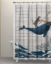 Exclusive Edition 100675 Shower Curtain aos-shower-curtains-71x74-lifestyle-front-05