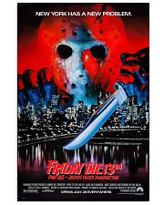 friday the 13th part 8 11x17 Poster front