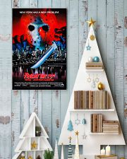 friday the 13th part 8 11x17 Poster lifestyle-holiday-poster-2