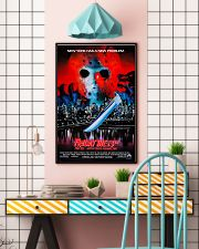 friday the 13th part 8 11x17 Poster lifestyle-poster-6