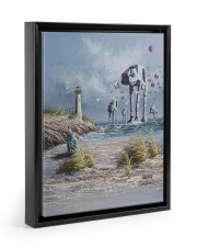Limited-Edition-000370 11x14 Black Floating Framed Canvas Prints front