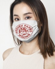 poovey-farms-racing 2 Layer Face Mask - Single aos-face-mask-2-layers-lifestyle-front-03
