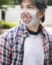 poovey-farms-racing 2 Layer Face Mask - Single aos-face-mask-2-layers-lifestyle-front-13