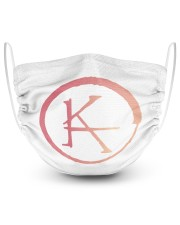 Limited-Edition-000436 2 Layer Face Mask - Single front