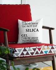 Limited Edition 00678 Square Pillowcase aos-pillow-square-front-lifestyle-09