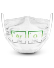 Limited-Edition-000473 2 Layer Face Mask - Single front