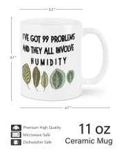 I've got 99 problems Mug ceramic-mug-lifestyle-62