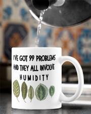 I've got 99 problems Mug ceramic-mug-lifestyle-64