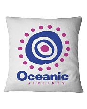 Oceanic-Airlines Square Pillowcase front