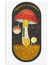 The Anatomy of a Mushroom 11x17 Poster front